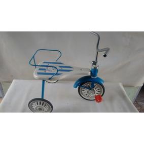 Triciclo Bandeirante Antigo Sem Uso Peça Coleção