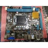 Motherboard H61 Con Hdmi - Nueva