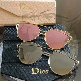 Oculos De Sol Dior Starlight Reflective Gatinho