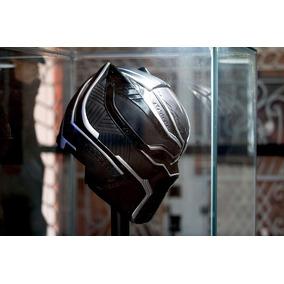 Capacete Cosplay Colecionável Herois Pantera Negra