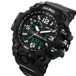 Relógio Skmei Original Modelo 1155 Prova D'água Com Nota