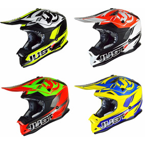 Casco Just1 2017 Motocross Enduro Shoei Fox Troy Riderpro
