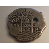 Moneda Doblón Los Piratas Del Caribe Disney 8 Reales