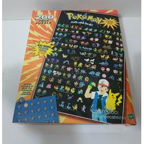 Rompecabezas Pokémon Año 2000 Nuevo