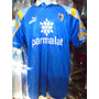 Camiseta Fútbol Parma Italia Puma 1995 1996 1997 Zola #10 L