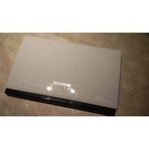 Notebook Microboard S423 Branco C/ Intel Atom N450, 4gb