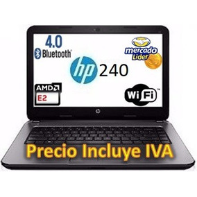 Portatil Laptop Hp 240 G6 Intel Celeron 4gb 500gb I3/i5/i7
