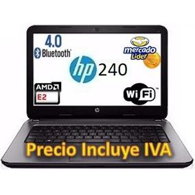 Portatil Laptop Hp 240 G5 Intel Celeron 4gb 500gb I3/i5/i7