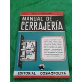 Manual De Cerrajería - Félix Marquino