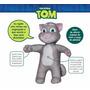 Talking Tom Repete O Que Você Fala Original - Gato Boneco