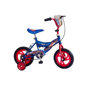Bicicleta Capitán América Rodado 12 Original