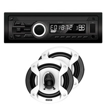 Autoestereo Stereo Auto X-view Ca3020 Mp3 Usb Bt + Parlantes