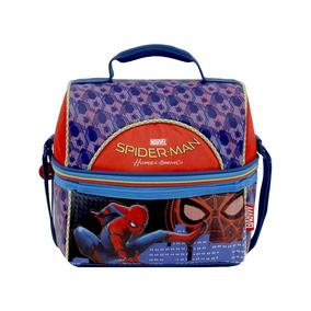 Lonchera Infantil Spider-man Homecoming Marvel