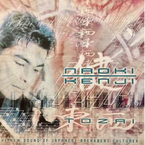 Cd Naoki Kenji Tozai Water Music Japanese Breakbeat Cultures
