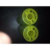 Teflon Amarillo De 3/4 19mm X0.2mm X 15 Mts,duflon