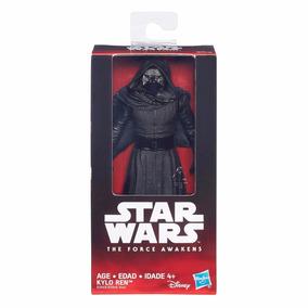 Muñeco Star Wars Kylo Ren Original 15cm Hasbro Tienda