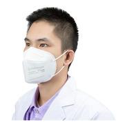 Respirador Kn95 Estéril 5 Capas Certificado Paq. De 10 Pzs.