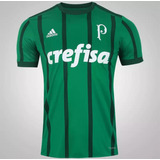 Camisa Palmeiras Nova Verde 2017 Oficial adidas