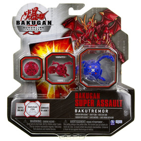 Bakugan Super Assault Bakutremor B Diamond 64281
