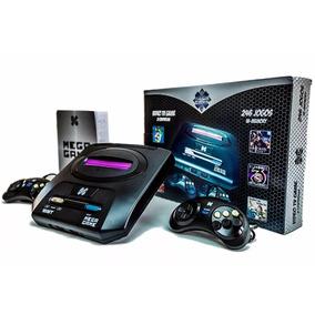 Mega Game Vídeogame 123 Jogos Classicos Na Memória - Bivolt