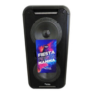 Parlante Harrison Kanji Mamma 1200w Microfono + Control