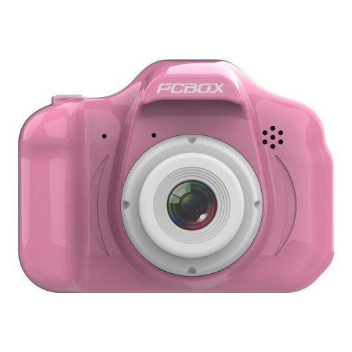 Pcbox PCB-KC compacta avanzada color rosa