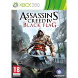 Juego Xbox 360 Ubisoft Assassins Creed Iv Black Flag