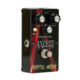 Pedal Drive Giannini Mystic Drive Md-102 True Bypass Axcess