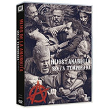 Sons Of Anarchy Sexta Temporada 6 Serie Dvd