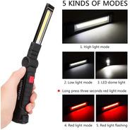 Lanterna Led Worklight - Base Magnética - Recarregável Usb