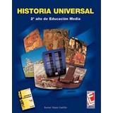 Historia Universal 8vo Grado Autor Aureo Yepez Edit Larense