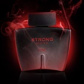 Perfume Caballero Strong Musk Esika 60 Ml Original Sellado