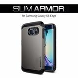 Funda Slim Armor Samsung S6 Edge - Postino Insumos