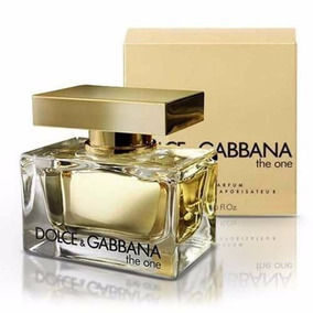 Perfume Dolce & Gabbana The One Feminino Original Lacrado