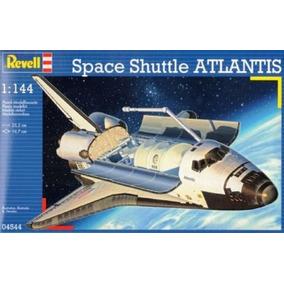 Revell Space Shuttle Atlantis 1/144 Supertoys Mercado Envios