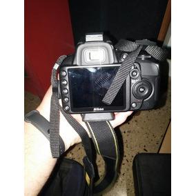 Nikon D3100 Kit Completo Con Lente Nikkor 55mm.