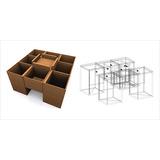 Software De Diseño De Muebles De Melanina