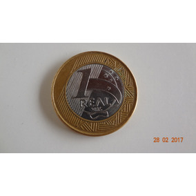 L.07 - Moeda Brasileira - Comemorativa 40 Anos Banco Central