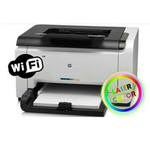 Impresoras Hp Cp1025nw Láser Color Wifi