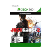 Just Cause 2 Digital Para Xbox 360 (no Físico)