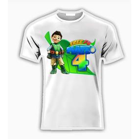 Playera O Camiseta Personalizada Tree Fu Tom 100% Algodon!!