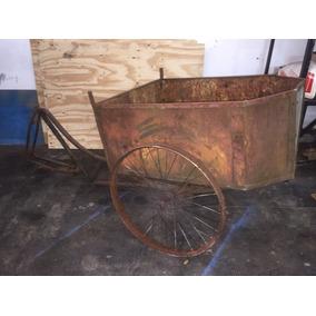Triciclo De Reparto Para Restaurar