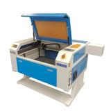 Máquina De Corte E Gravação A Laser 700x500mm 70w Mdf