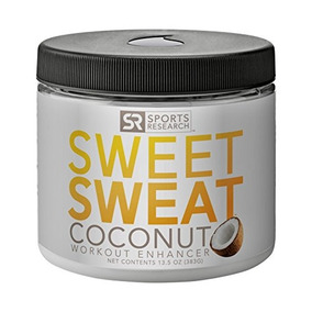 Sweet Sweat Coconut Workout Enhancer Gel - Made With Extra V