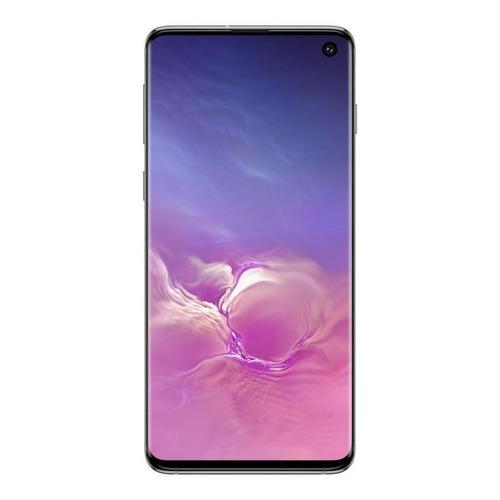Samsung Galaxy S10 128 GB preto-prisma 8 GB RAM