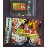 Dragon Ball Z - Legacy Of Goku 2 / Gameboy Advance Gba & Ds