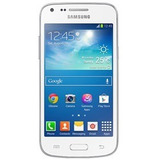 Samsung Galaxy Core 2 Bueno Blanco Claro