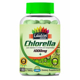Clorella 1000mg 180 Caps - Lauton