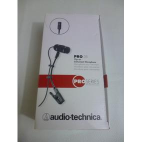 Micrófono Audio-technica Pro35