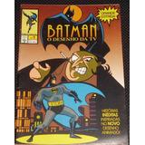 Batman O Desenho Da Tv Nº 1 - Ed. Abril - 1994